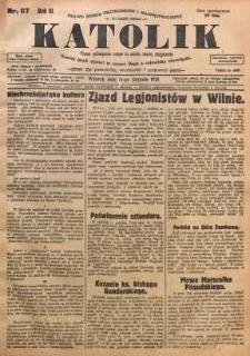 Katolik, 1928, R. 61, nr 97