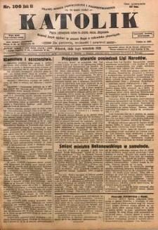 Katolik, 1928, R. 61, nr 106
