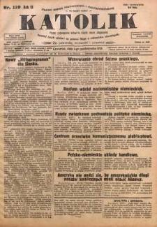 Katolik, 1928, R. 61, nr 119
