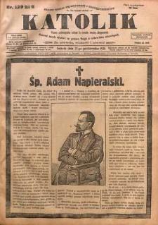 Katolik, 1928, R. 61, nr 129