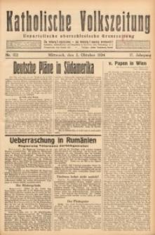 Katholische Volkszeitung, 1934, Jg. 17, Nr. 152