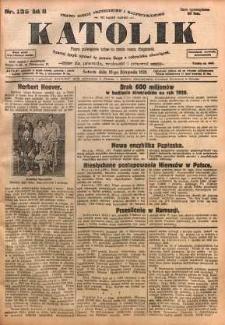 Katolik, 1928, R. 61, nr 135
