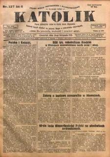 Katolik, 1928, R. 61, nr 137