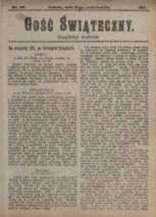 Gość Świąteczny, 1917, nr 40