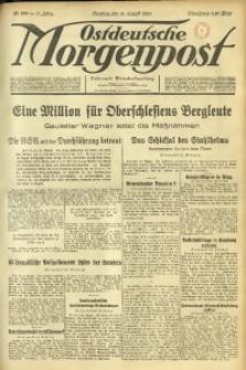 Ostdeutsche Morgenpost, 1935, Jg. 17, Nr. 222