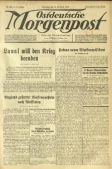 Ostdeutsche Morgenpost, 1935, Jg. 17, Nr. 285