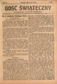 Gość Świąteczny, 1924, nr 13