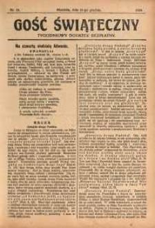 Gość Świąteczny, 1924, nr 51