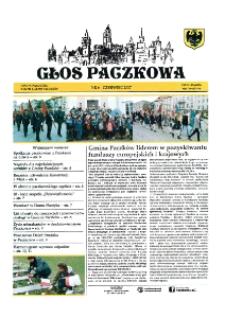 Głos Paczkowa 2017, nr 6.
