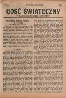 Gość Świąteczny, 1925, nr 51