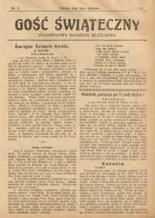 Gość Świąteczny, 1926, nr 2