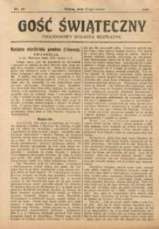 Gość Świąteczny, 1926, nr 13
