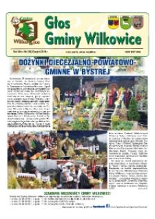 Głos Gminy Wilkowice : bezpłatna gazeta informacyjna. R. 12, nr 8 (139).