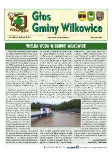 Głos Gminy Wilkowice : bezpłatna gazeta informacyjna. R. 13, nr 5 (148).