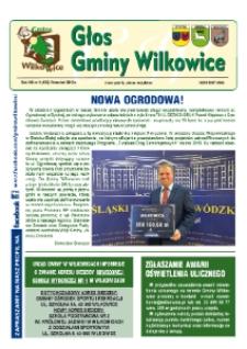 Głos Gminy Wilkowice : bezpłatna gazeta informacyjna. R. 13, nr 9 (152).