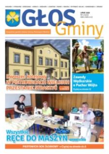 Głos Gminy : bezpłatna gazeta lokalna gminy Pietrowice Wielkie 2020, nr 2 (132).