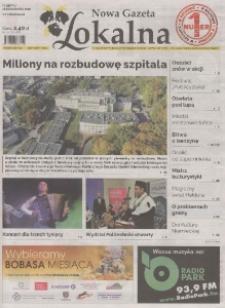 Nowa Gazeta Lokalna : Kędzierzyn-Koźle, Bierawa, Cisek [...] 2016, nr 39 (883).