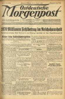 Ostdeutsche Morgenpost, 1933, Jg. 15, Nr. 11
