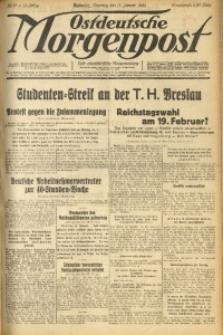 Ostdeutsche Morgenpost, 1933, Jg. 15, Nr. 17