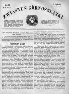 Zwiastun Górnoszlązki, 1869, R. 2, nr 10