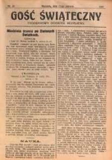 Gość Świąteczny, 1928, nr 25