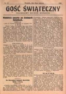 Gość Świąteczny, 1928, nr 26
