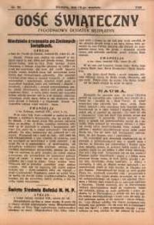 Gość Świąteczny, 1928, nr 38