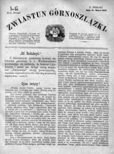 Zwiastun Górnoszlązki, 1869, R. 2, nr 13