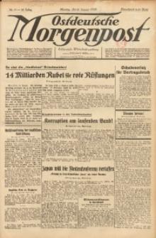 Ostdeutsche Morgenpost, 1936, Jg. 18, Nr. 13