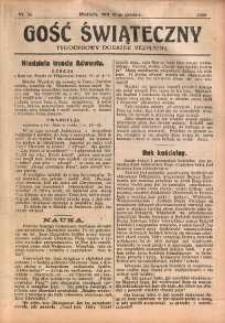 Gość Świąteczny, 1928, nr 51