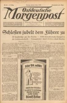 Ostdeutsche Morgenpost, 1936, Jg. 18, Nr. 83