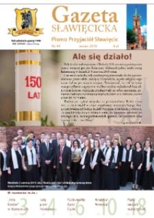 Gazeta Sławięcicka : pismo przyjaciół Sławięcic 2019, nr 99.