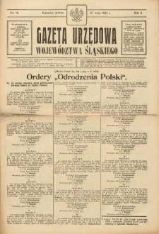Gazeta Urzędowa Województwa Śląskiego, 1923, R. 2, nr 16