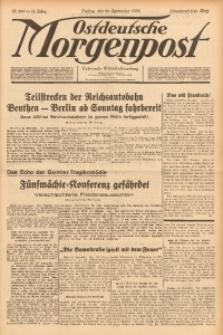 Ostdeutsche Morgenpost, 1936, Jg. 18, Nr. 266