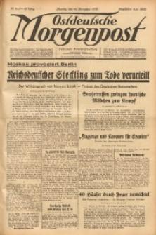 Ostdeutsche Morgenpost, 1936, Jg. 18, Nr. 325