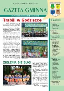 Gazeta Gminna : pismo samorządowe Gminy Buczkowice 2010, nr 3 (72).