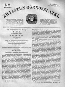 Zwiastun Górnoszlązki, 1869, R. 2, nr 22