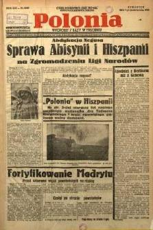 Polonia, 1936, R. 13, nr 4298