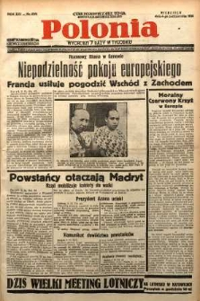 Polonia, 1936, R. 13, nr 4301
