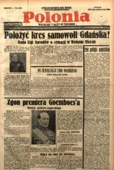 Polonia, 1936, R. 13, nr 4304
