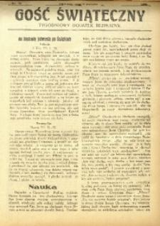 Gość Świąteczny, 1931, nr32