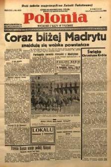 Polonia, 1936, R. 13, nr 4322