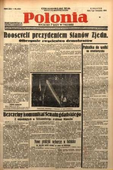 Polonia, 1936, R. 13, nr 4333
