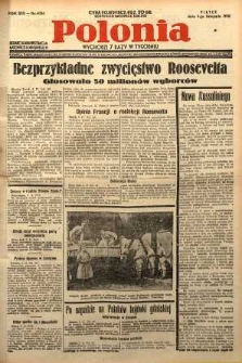 Polonia, 1936, R. 13, nr 4334