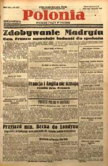 Polonia, 1936, R. 13, nr 4337