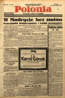 Polonia, 1936, R. 13, nr 4342