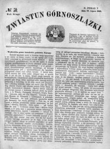 Zwiastun Górnoszlązki, 1869, R. 2, nr 30