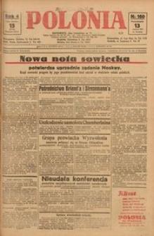 Polonia, 1927, R. 4, nr 160