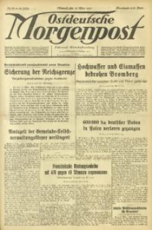 Ostdeutsche Morgenpost, 1937, Jg. 19, Nr. 68