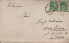 List Pawła Grzegorza Słani do Marii Lortz z 6 lutego 1934 roku